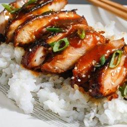 Chicken Teryaki